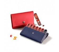 PIL BOX Pilulier hebdomadaire liberty